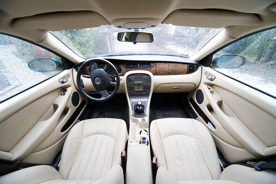 Beautiful AUTOMO Protected Interior!