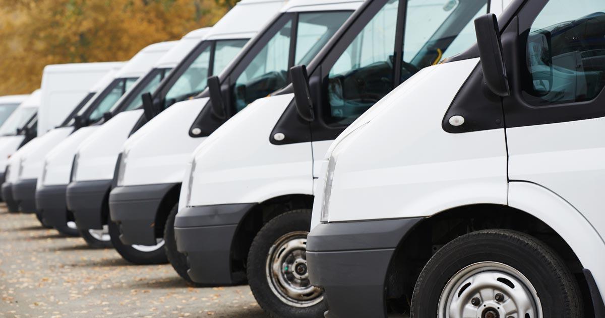 Fleet vans1