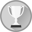 Award icon bw