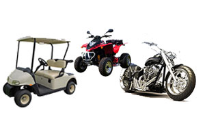 Vehicles powersports small