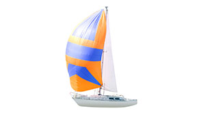 Vehicles sail boat small