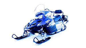 Vehicles snowmobile small
